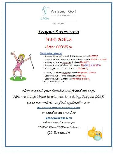 2020 Saturday Schedule (June)