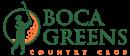 Boca Greens CC Logo