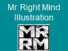 3. Mr Right Mind Illustrations
