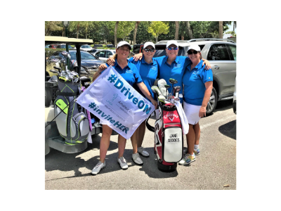 2019 ProAm with Jane Geddes