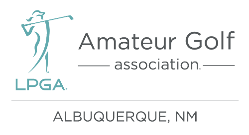 AGA18 Logo - LPGA Amateur Golf Association - Albuquerque, NM
