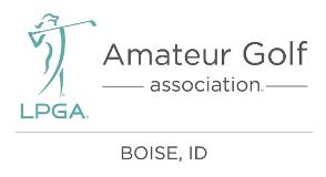 AGA18 Logo - LPGA Amateur Golf Association - Boise, ID