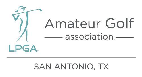 AGA18 Logo - LPGA Amateur Golf Association - San Antonio, TX