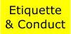 B-EtiquetteandConduct