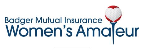 logo of Badger Mutual Amateur Golf Tournament