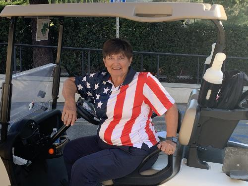 Betty Anderson, LPGA Pro Instructor