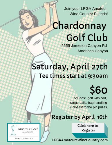 Chardonnay Golf