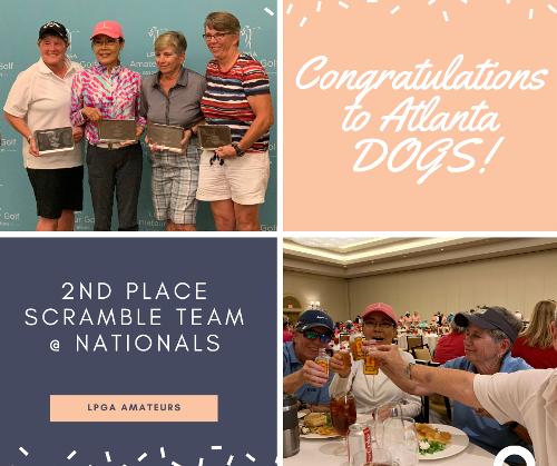 Congratulations to Atlanta DOGS!