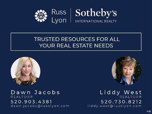 Dawn Jacobs, Realtor & Liddy West, Realtor