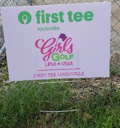 First tee_girls golf