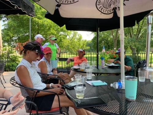 Gathering After Golf @ Ravisloe - July 5, 2021