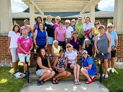 LPGA QC Girls Getaway Weekend 2021 - Ames IA