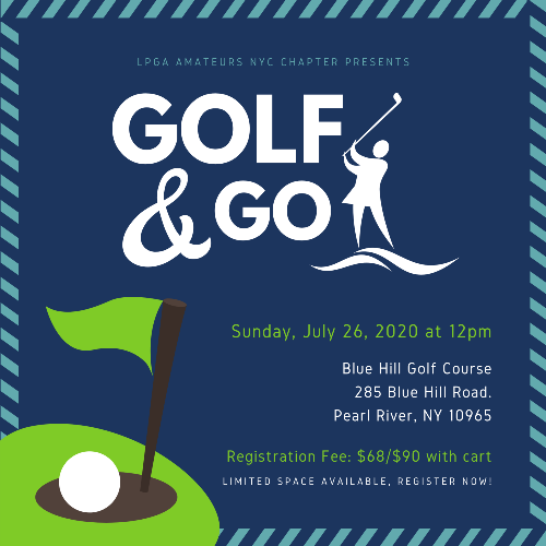 Golf and Go - Blue Hill
