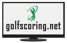 Golfscoring.net website