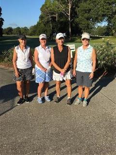 Judi, Jill, Marcela, Sharon