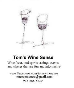 KC Sponsor - Toms Wine Sense