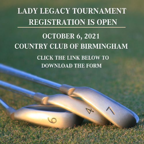 Lady Legacy Registration Is Open