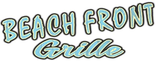 Logo Beach Front Grille