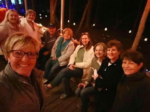 LPGA Amateurs-AR Lantern Festival Social Event