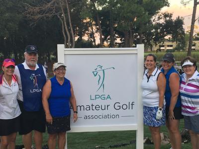 LPGA amateurs Championship 2018