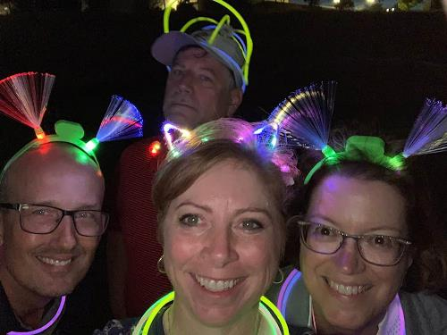 lpga Glow Golf 2019