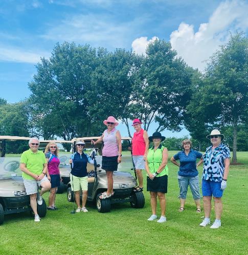 LPGA greeneville 2