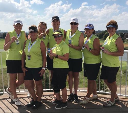 Lpga Omaha Birdie Shots team 2018