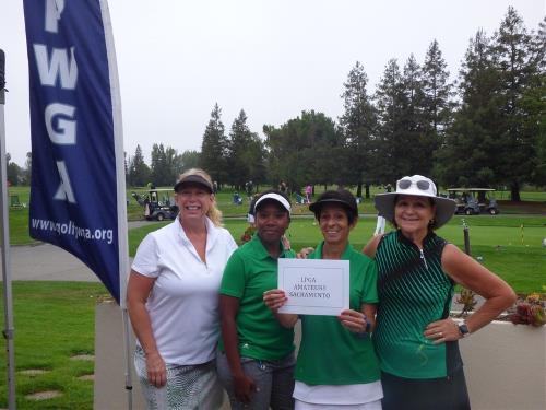 LPGA Sac 2 Team Play