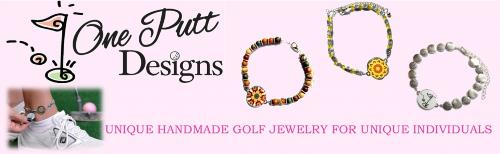 One Putt Designs logo