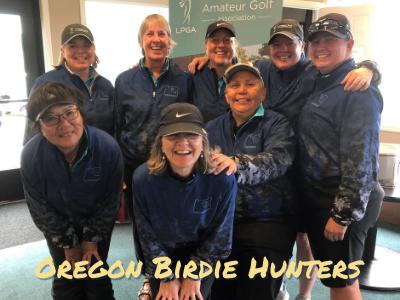 Oregon Birdie Hunters