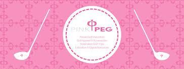 Pink Peg