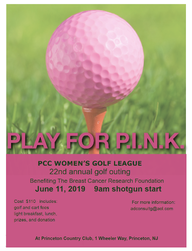 Play for pink pcc