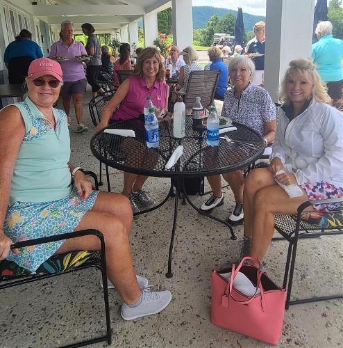 Reems Creek golf outing