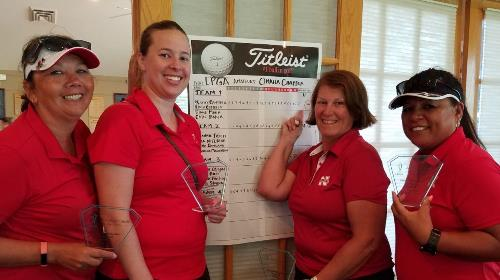 Scramble team 1st place Diane,Linda,Catie,Kathy (2)