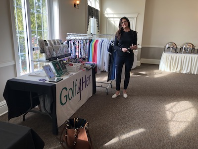 Tee-Off 10 vendor showcase