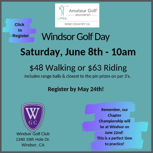 Windsor June 8