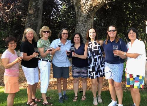 Wine Country Chapter Reception at Windsor Golf Club