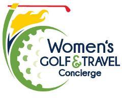 womens golf & travel
